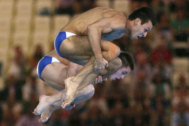 Olympic Diving 2012: US Needs David Boudia to Turn Things Around Above the Pool