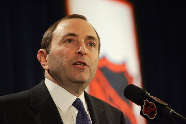 Why Another Lockout Will Put NHL on Life Support in United States