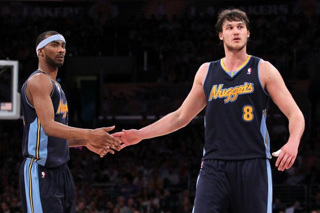 Denver Nuggets: Danilo Gallinari Biggest Loser in the Howard Trade