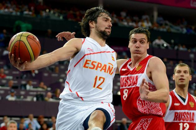 Spain vs. Russia: Grades, Twitter Reaction and Analysis for Olympics Semifinals