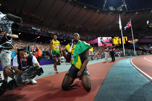 London 2012 Track and Field: Usain Bolt Will Not Win Third Gold Medal in 4x100m