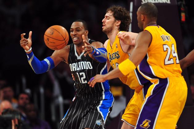 Dwight Howard Traded: Lakers Taking Big Gamble Getting D12 Without Extension