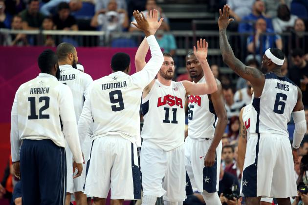 Team USA Basketball: Americans Will Cruise to Gold Thanks to Unmatched Depth