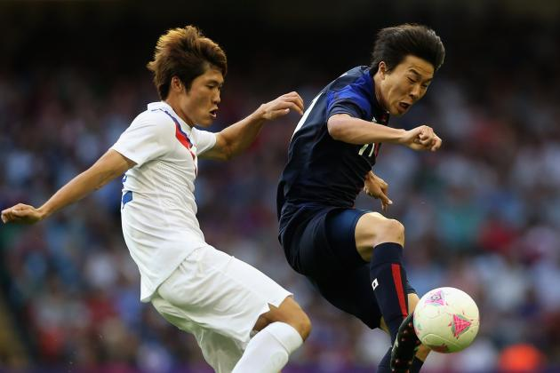 South Korea vs. Japan: Olympic Men's Soccer Live Score, Highlights, Stats