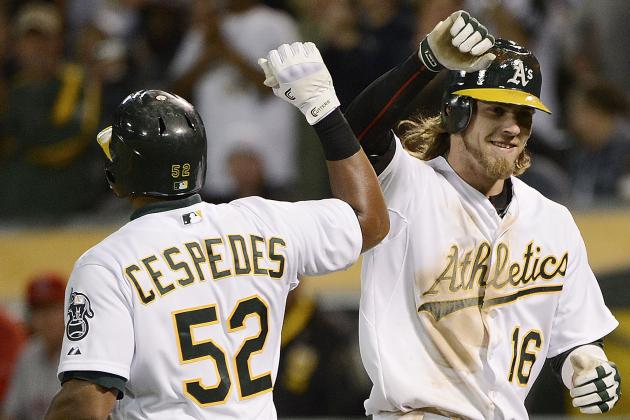 Oakland A's: Using the Long Ball to Fuel Playoff Chase