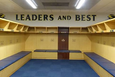 Michigan Football: Special 'Legend' Lockers Better Motivational Tool Than Bonus