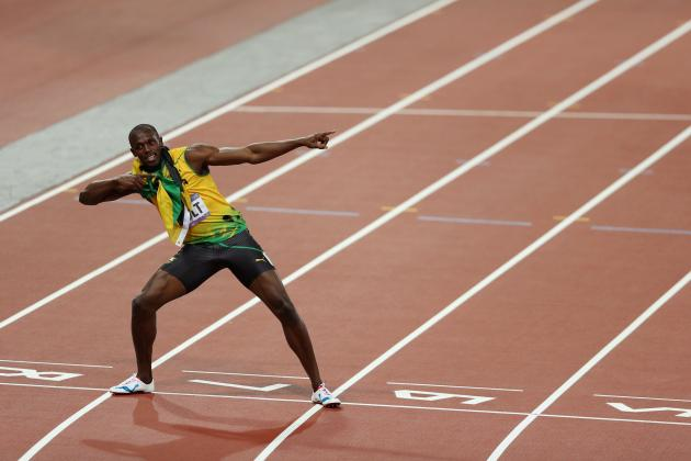 Usain Bolt 2012 Olympics: Jamaican Sprinter's Showboating Dilutes Greatness
