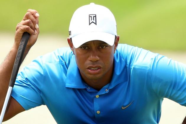 Watch Tiger Highlights!