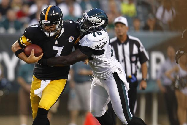 3 Takeaways from the Pittsburgh Steelers' First Preseason Contest