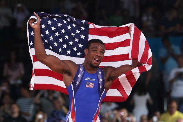 Jordan Burroughs: Confident Wrestler Backs Up Talk with Gold Medal Victory