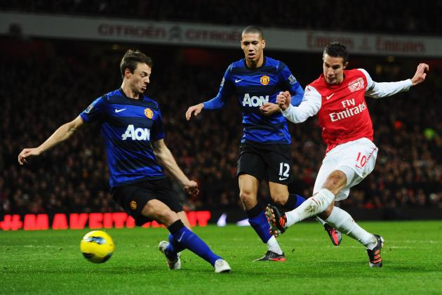 "Thoughts on Robin Van Persie's ""Attempted"" Act of Sacrilege"