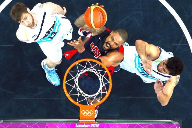 USA vs Argentina Olympic Basketball: Live Score, Stats & Recap