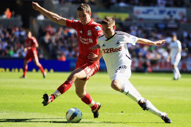 Liverpool Transfer News: Joe Allen Signing Key to Brendan Rodgers' Revolution
