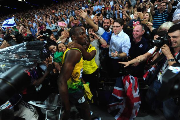 London 2012 Track and Field: Three-Peat in 100m, 200m Inevitable for Usain Bolt