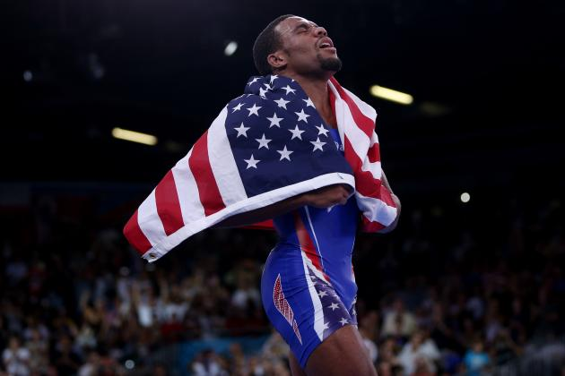 Olympic Wrestling 2012: Jordan Burroughs Only US Man to Win in Fighting Sports