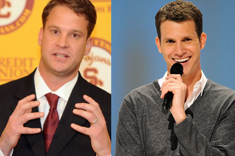 20 College Football Coaches and Their Celeb Look-alikes