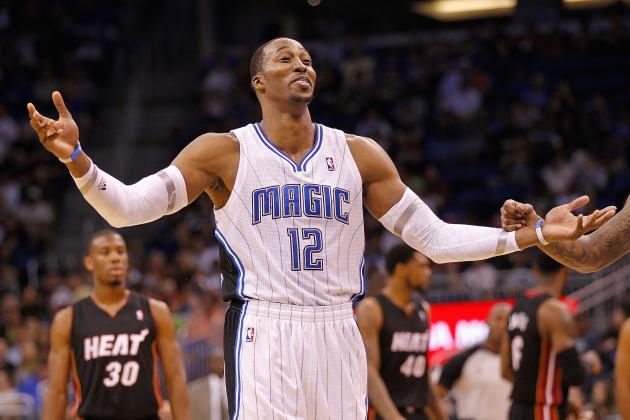 How Dwight Howard Trade Impacts Growing Lakers-Thunder Rivalry