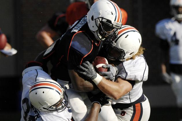 Auburn Football: Transcript Issue Could Impact Tiger RB Jovon Robinson