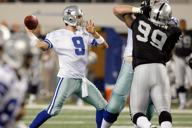 Cowboys vs. Raiders: TV Schedule, Live Stream, Radio, Game Time and More
