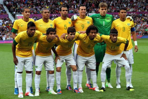 Olympic Soccer 2012: Brazil Will Top Mexico to Win First Gold Medal in History