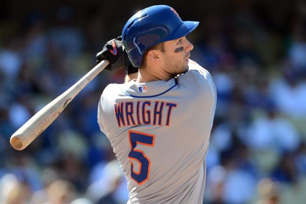 Why the New York Mets Can't Make Same Mistake with David Wright as Jose Reyes