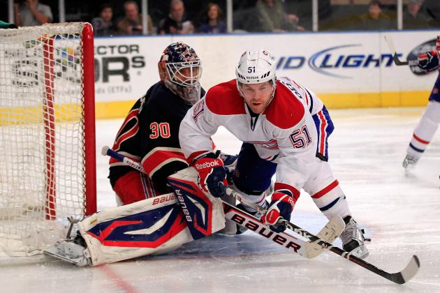 Why David Desharnais Is the Next Big Thing for the Montreal Canadiens