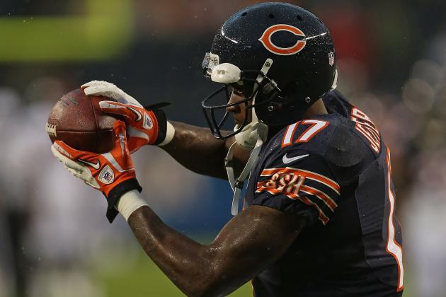 2012 Fantasy Football Profile and Projection: Bears WR Alshon Jeffery
