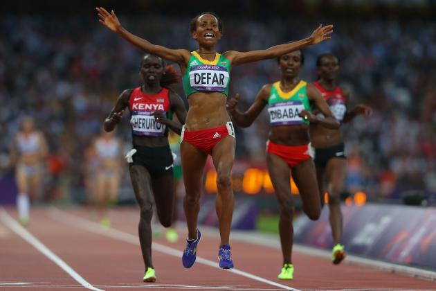 Olympic Track: Women's Distance Running Characterized by East African Dominance