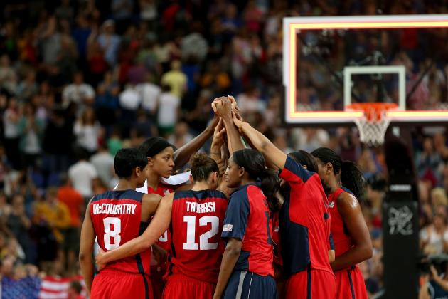 USA vs. France Women's Basketball: US Will Dominate the French En Route to Gold