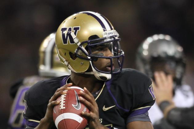 2012 Pac-12 Team Preview and Breakdown: Washington Huskies