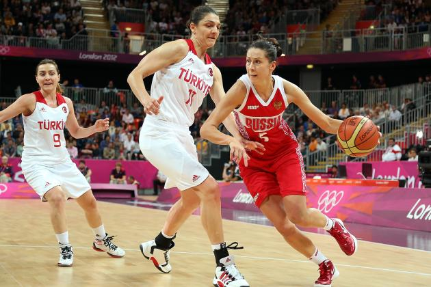 Australia vs Russia Women's Basketball: Previewing the Bronze Medal Game