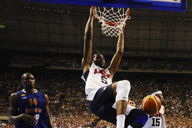 Team USA Basketball: Previewing  Team USA vs Spain