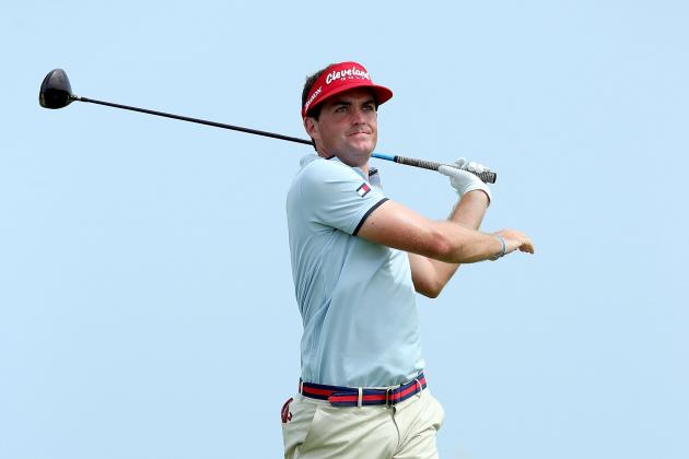PGA Championship: Kiawah Shows It's Teeth on Day Two