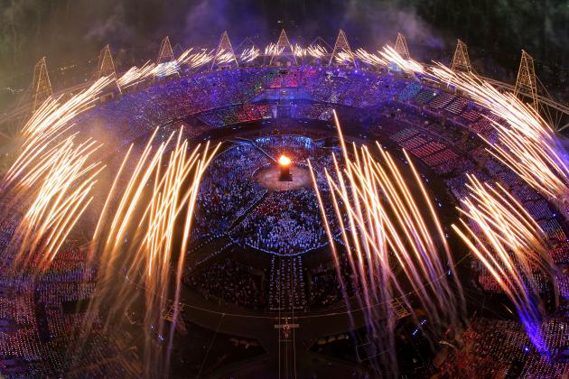 Olympic Closing Ceremony 2012 Start Time: When and Where to Watch Final Event