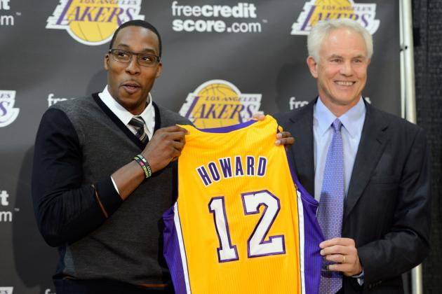 Dwight Howard Trade: Latest Chatter After 4-Team Deal Sends D12 to Lakers