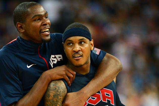 London 2012 Basketball: Team USA Will Roll Through Spain to Capture Gold