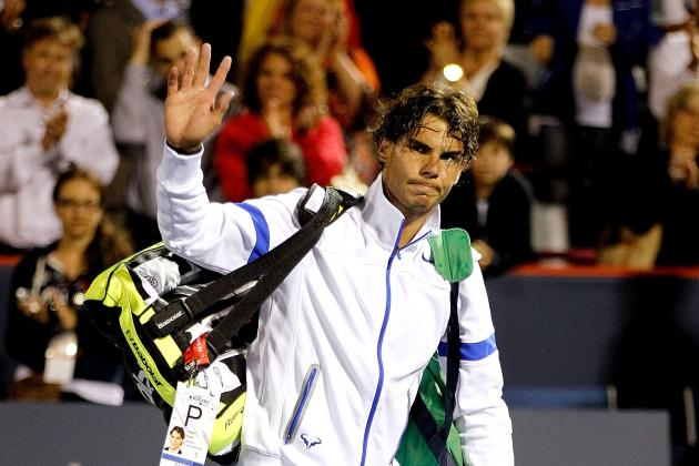 Rafael Nadal: Bad Knees and Prolonged Absence Hurts US Open Chances