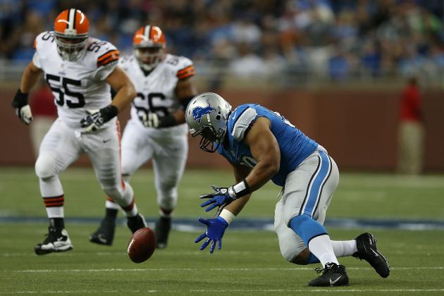 Detroit Lions: Recap of Their 19-17 Loss to the Cleveland Browns