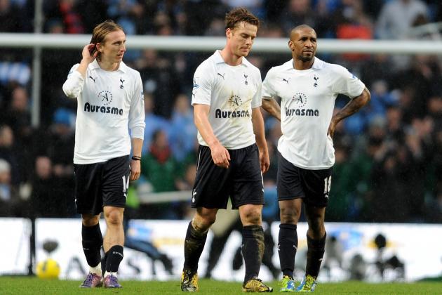 Tottenham Gave Luka Modric an Out; Modric Failed to Put Pen to Paper