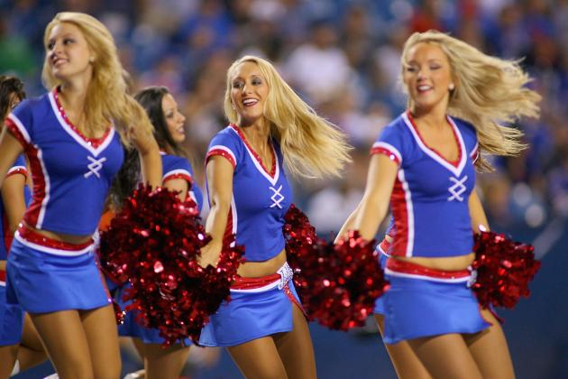 Redskins vs. Bills Replay: 2012 Preseason Game No. 1 Live Blog