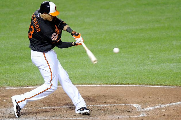 Must C Classic: Machado Rips First Two ML Homers: Video