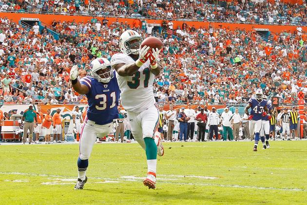 Miami Dolphins: A Versatile Offensive Weapon in Charles Clay