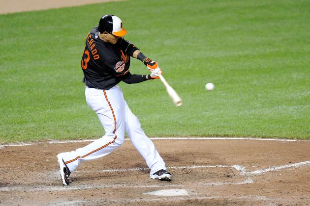 Manny Machado Makes Home Run History in Second Major League Game