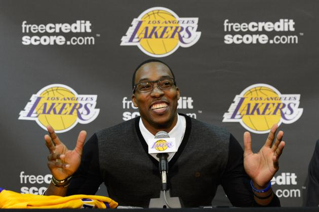 Dwight Howard to Lakers: Looking at the Trade from the Little-Kid Viewpoint