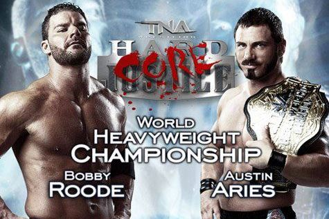 TNA Wrestling: Hardcore Justice Pay-Per-View Preview and Predictions