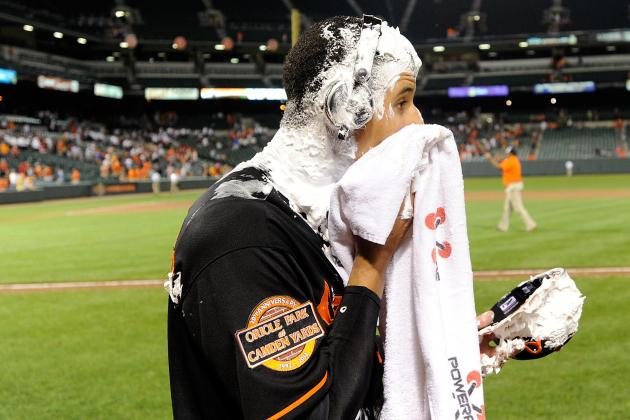 Manny Machado Proving to Be the Catalyst the Orioles Need to Make the Playoffs