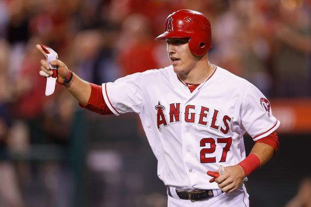 Mike Trout Still Has a Lot to Prove to Major League Baseball, but Not by Choice