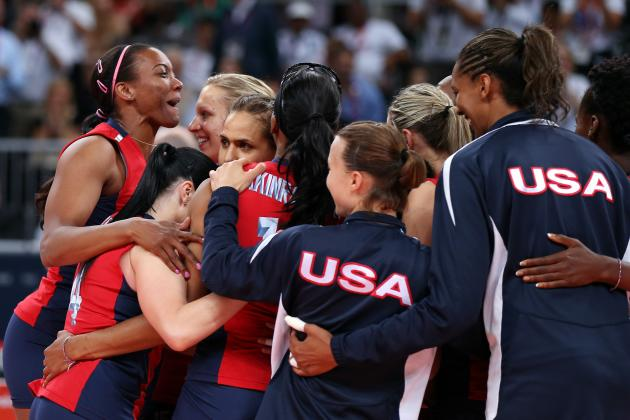 U.S. Olympic Volleyball Team 2012: Dominant U.S. Women Destined for Gold