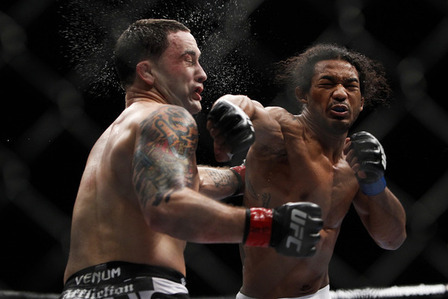 Henderson vs. Edgar 2: Edgar Needs to Finish Bendo to Win UFC Lightweight Title