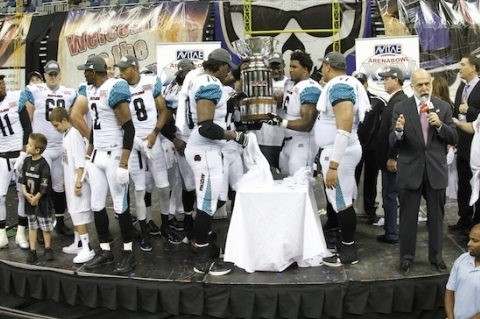 Arena Bowl XXV: Rattlers Top Soul 72-54